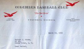 3-19-38 Columbus GA letter