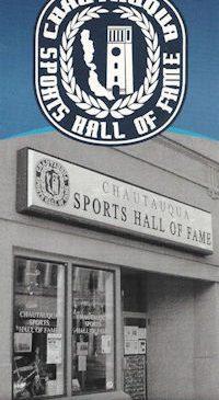 Photograph of exterior of CSHOF exhibit hall.