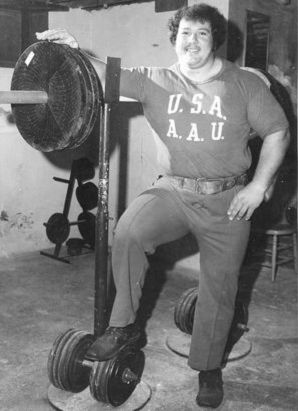 Reinhoudt will be inducted into the New York State Strength and Power Hall of Fame
