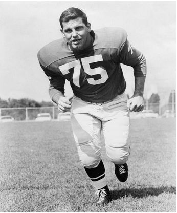 Jim McCusker was a member of the NFL-champion Philadelphia Eagles in 1960.