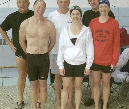 Jamestown YMCA Masters