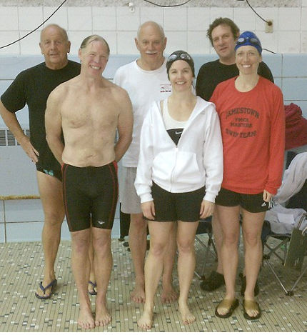 Jamestown YMCA Masters