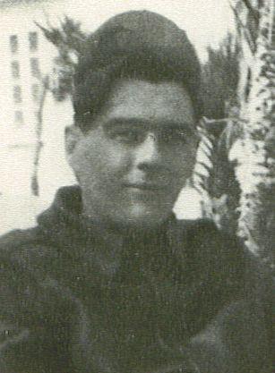 Bill Rexford circa 1949