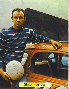 Skip Furlow, 1970.