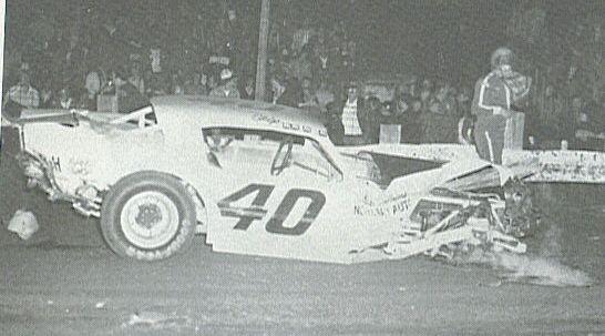 A 1980 Furlow wreck.