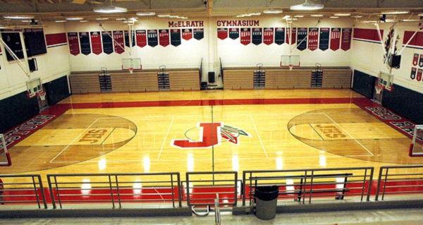 McElrath Gymnasium