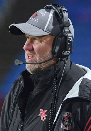 Head coach Curt Fischer.