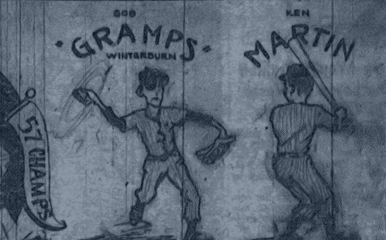 Bob Winterburn & Ken Martin