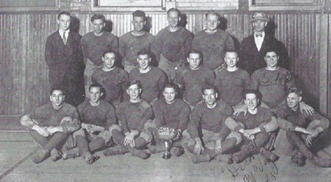 1925 JHS football team