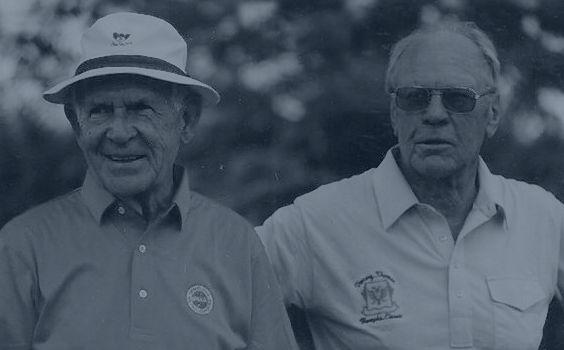 John Jachym and Gerald Ford
