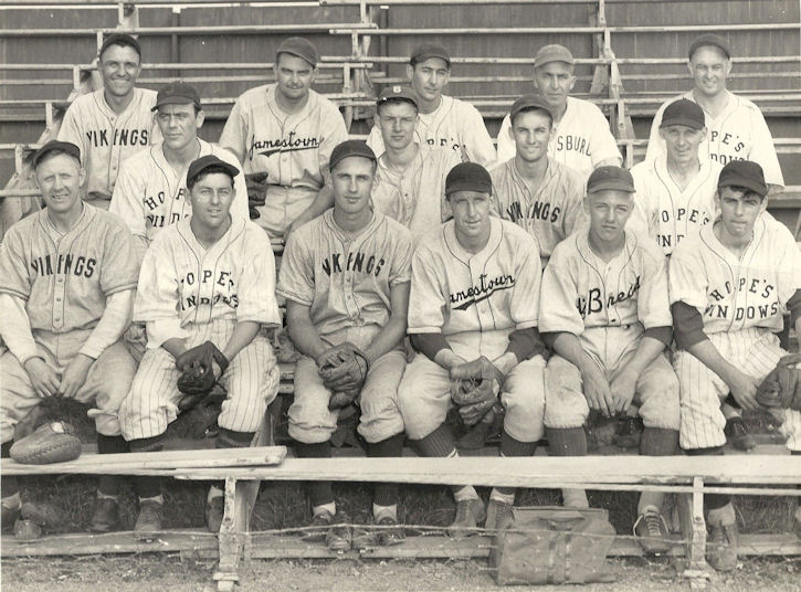 Jamestown Boosters, 1944