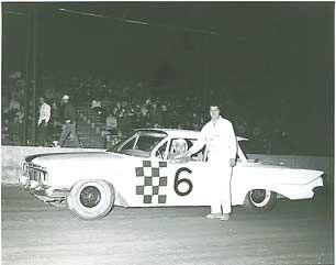 Eddie Kisko at Stateline Speedway.
