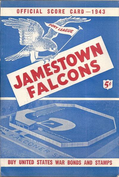 Jamestown Falcons, 1943
