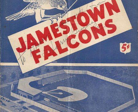 Jamestown Falcons, 1944