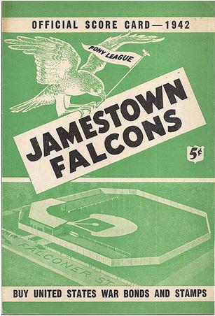 Jamestown Falcons program