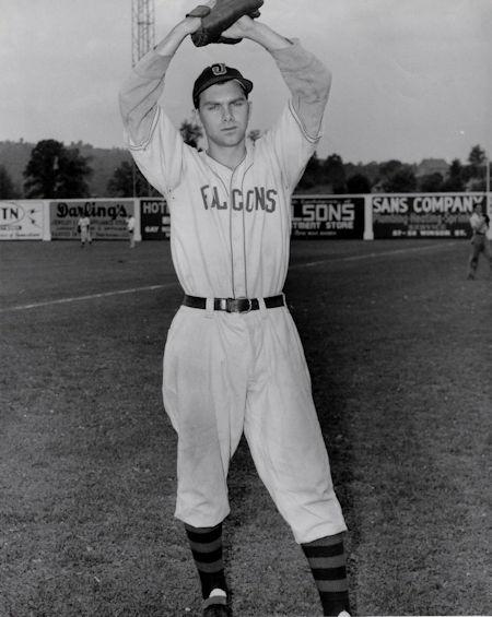Lyle Parkhurst, 1944.