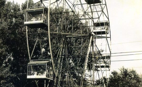 Celoron Park Ferris Wheel