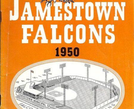 Jamestown Falcons, 1950