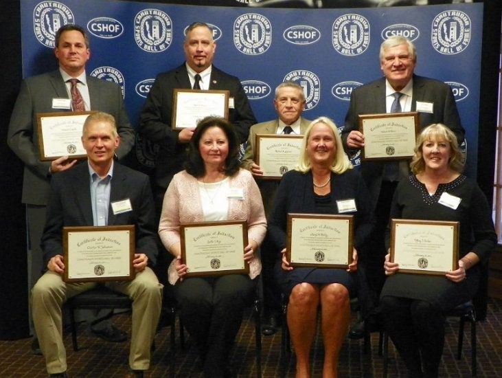 2019 CSHOF inductees
