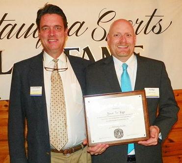 Scott Kindberg and Jim Riggs IV