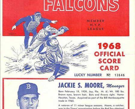 1968 Jamestown Falcons