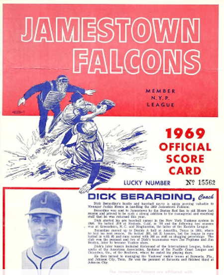 1969 Jamestown Falcons