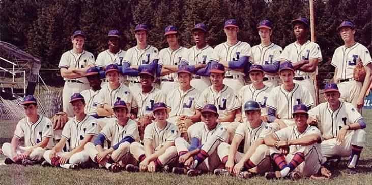 1971 Jamestown Falcons