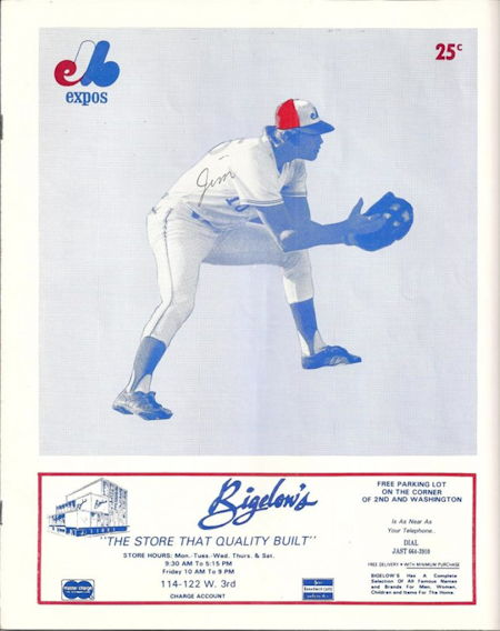 Jamestown Expos 1978