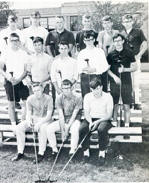 Maple Grove golf squad