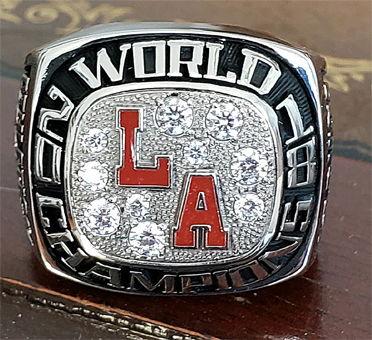 Charlie LaDuca's ring