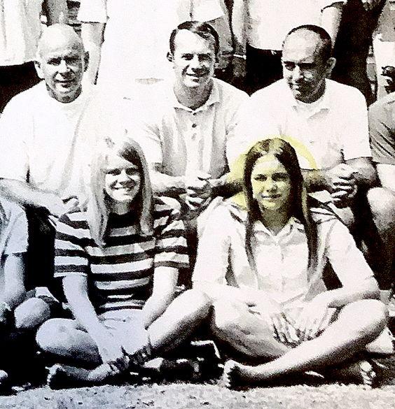 Tara VanDerveer at Chautauqua in 1969