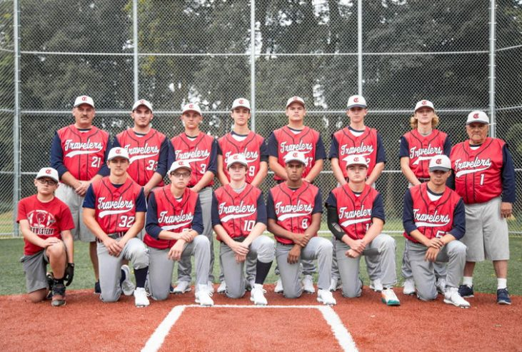Chautauqua County Travelers baseball team.