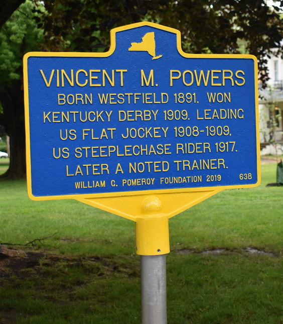 Powers Historic Marker