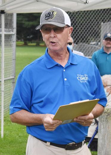 CSHOF President Randy Anderson